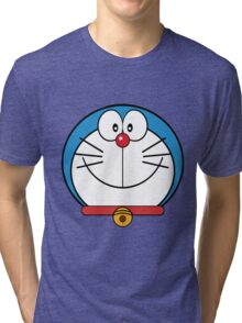 Doraemon: The Cat from the Future  Tri-blend T-Shirt