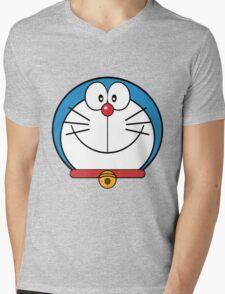 Doraemon: The Cat from the Future  Mens V-Neck T-Shirt