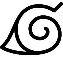 Naruto Symbol by alee7spain