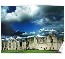 Dudley Castle Poster