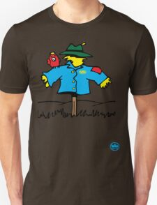 uk scarecrow tshirt by rogers bros T-Shirt