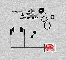 uk music tshirt by ian rogers Unisex T-Shirt