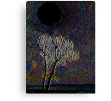 The Hole of Darkness Canvas Print