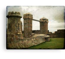 El Morro Fort Canvas Print