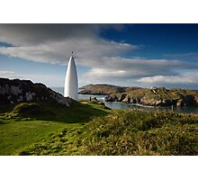The Beacon, Baltimore, West Cork Photographic Print