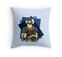 Dovahkiin - Skyrim Throw Pillow