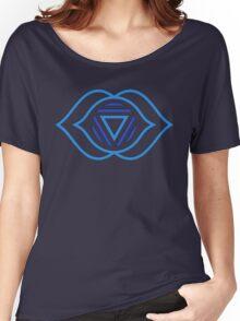 Third Eye Chakra: Ajna Women's Relaxed Fit T-Shirt