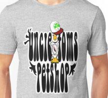 uncle toms petshop, tshirt duck cap  by ian rogers Unisex T-Shirt