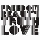 Truth and Beauty by brodhe