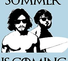 Summer is coming by CrowTeam