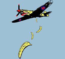 banana plane tshirt by rogers bros construction co Unisex T-Shirt