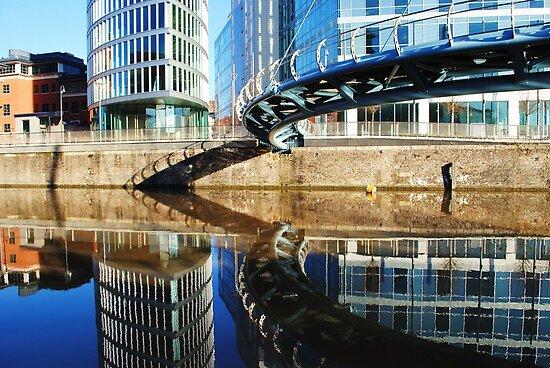 City Reflections by Christine Lake