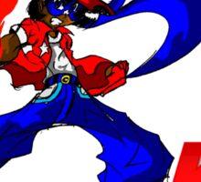 Freedom Fighters 2K3 Koi Sticker