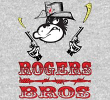 wild west tshirt rogers bros construction co Unisex T-Shirt