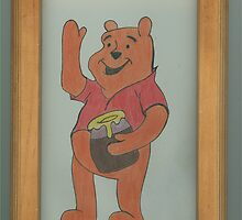 winnie the pooh/honey by dodiesdesigns