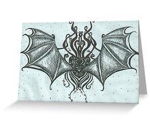 batwings Greeting Card