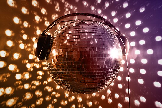 Disco Fever by Scott Carr