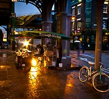 Borough Market, London by Kevin Buck