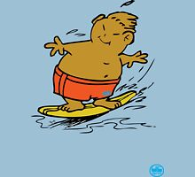 uk surf tshirt by rogers bros Unisex T-Shirt