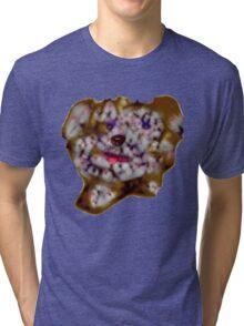 Scribbler Puppy Tee Tri-blend T-Shirt
