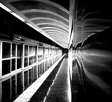 Light at the end of the tunnel by danimac