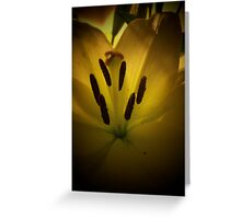 """Oleander Milk"" Greeting Card"