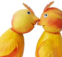 Lovebirds by Vanessa Dualib