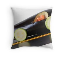 Fast-Food! Throw Pillow