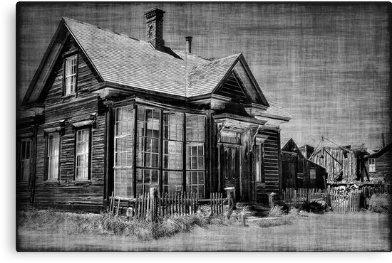 Little House on the Prairie by pat gamwell