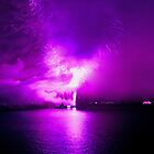 A BURST OF PURPLE by KENDALL EUTEMEY