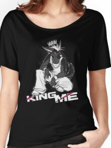 KING ME Women's Relaxed Fit T-Shirt