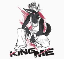 KING ME (white) by psurg