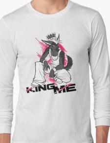 KING ME (white) Long Sleeve T-Shirt