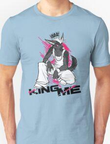 KING ME (white) Unisex T-Shirt