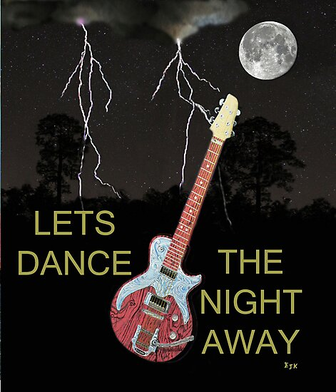 LETS DANCE THE NIGHT AWAY by Eric Kempson
