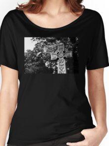 Celtic Cross Women's Relaxed Fit T-Shirt