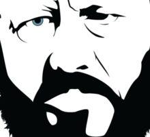 Slavoj Žižek - Portrait Sticker