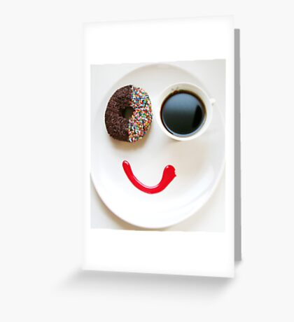 My 'Happy Meal' Version... Greeting Card