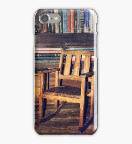 Olde Tyme Learning Centre iPhone Case/Skin