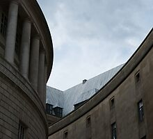 Central Library, Manchester. by Andy Kilmartin