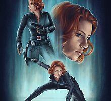 Black Widow by Svenja Gosen