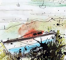 Without The Sea - tale 3 by Aleksandra Kabakova