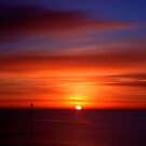 Hunstanton Sunset by Norfolkimages