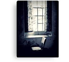 Loss ~ West Park Asylum Canvas Print