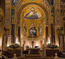 Cappella Palatina by Lynne Morris