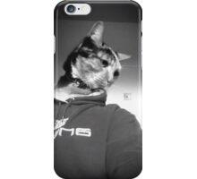 HoodyCat iPhone Case/Skin