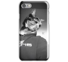 HoodyCat iPhone Case/Skin