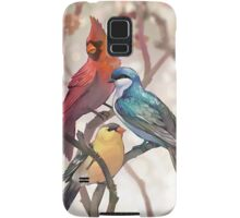 Birds Samsung Galaxy Case/Skin