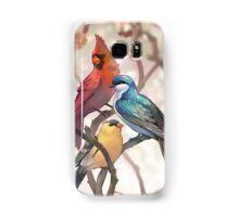 Birds Samsung Galaxy Case/Skin
