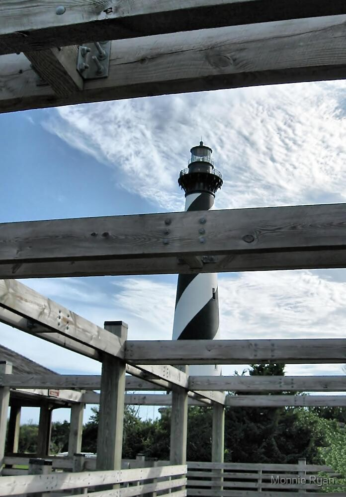 Hatteras: A Different View by Monnie Ryan